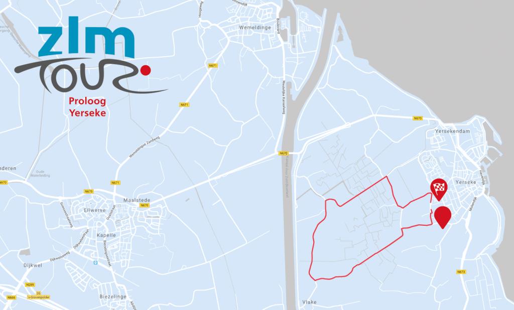 ZLM Tour Proloog